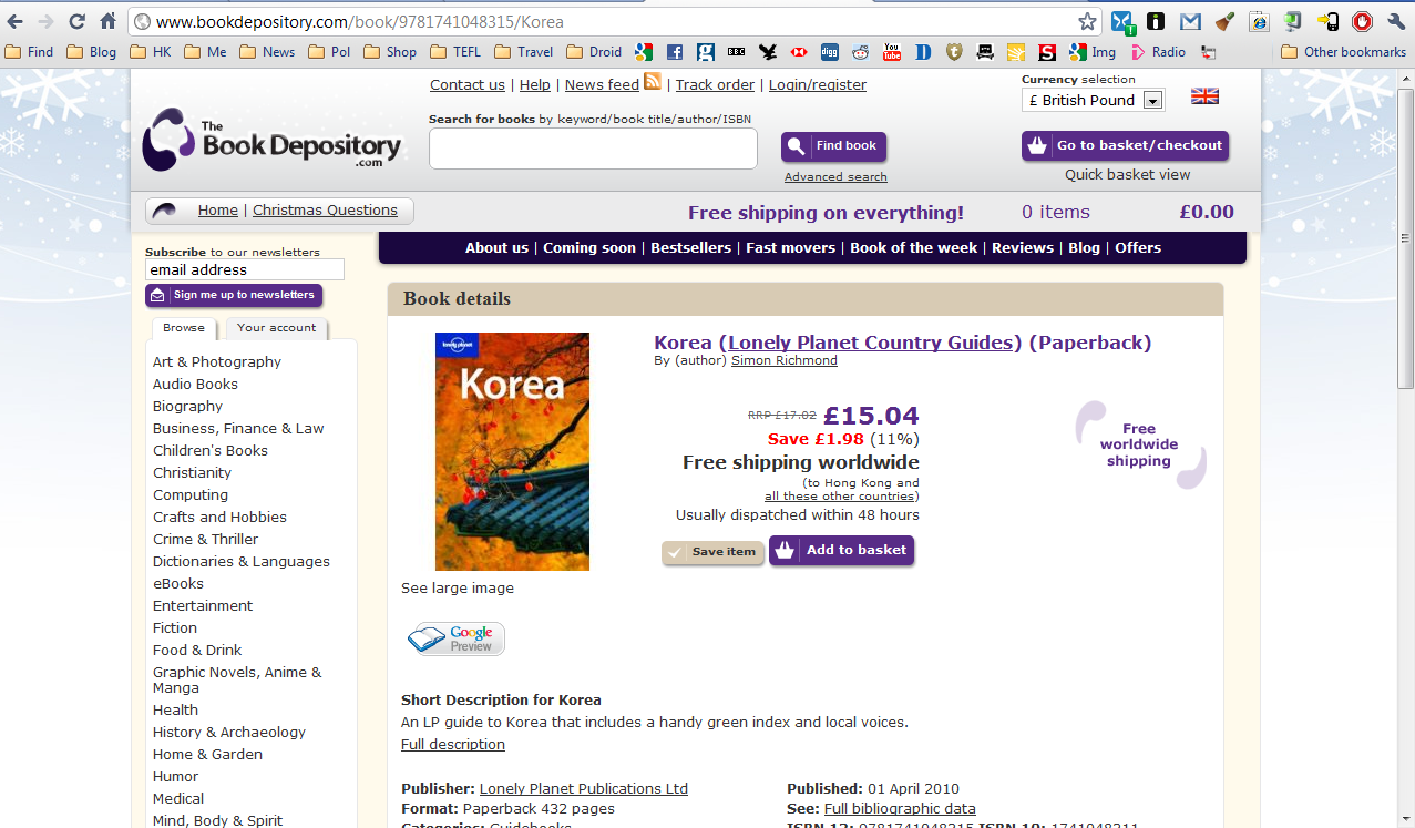 Hong kong cheap books hack global citizen to test if they were using ip geolocation to offer higher prices to foreign site visitors i looked at the same page through a uk proxy 54 off jackpot fandeluxe Images